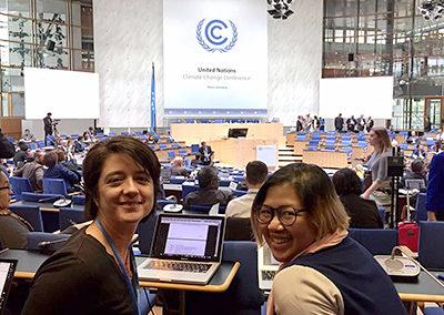 Climate Change Conference Santiago 2019